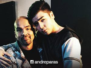 LOOK: Andre Paras shows off his goofiness on Instagram