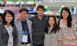 Aljur Abrenica appears in Korean network