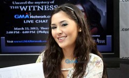 At Gwen Zamora's Live Chat