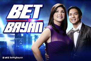 Bet ng bayan contestants on bachelor