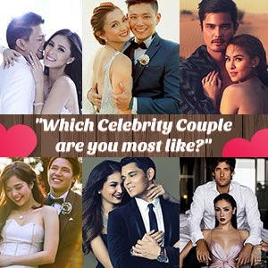 Which Celebrity Are You? - Quiz - Quizony.com
