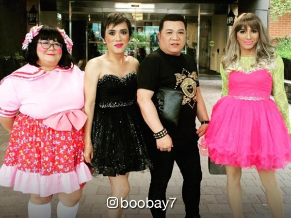 Humor All Over: Ate Gay's Funny Mash-up Songs ...