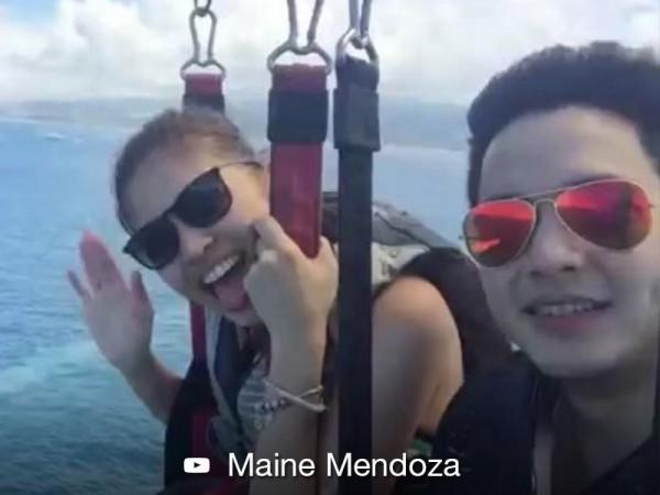 watch maine mendoza s new video of her 21st birthday in