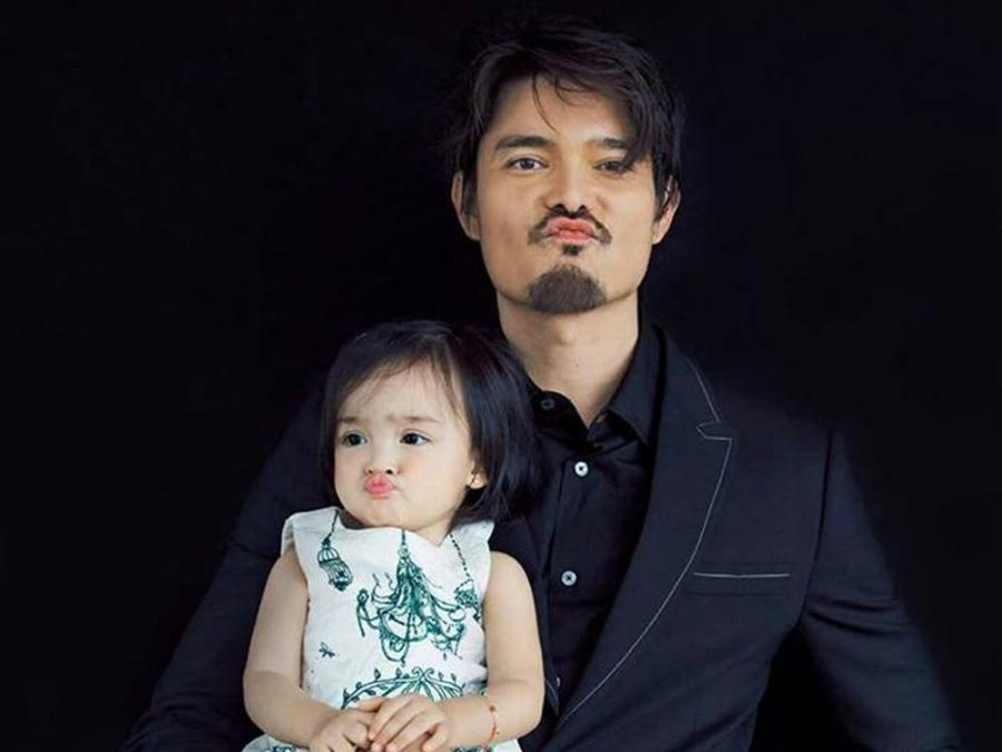 LOOK: Dingdong Dantes and Baby Zia on the cover of men's ...