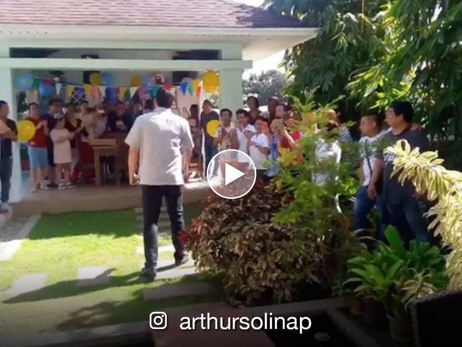 Watch Arthur Solinap Bakit Muntik Nang Magtampo Sa Cast