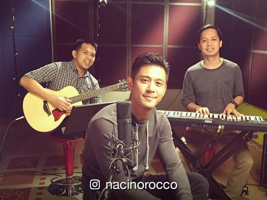 Playlist feature: Rocco Nacino opens his doors to a music career