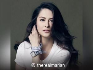 LOOK: Marian Rivera signs new endorsement with a canned vegetables brand