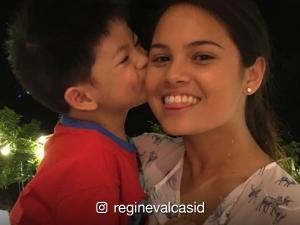 Regine Velasquez-Alcasid posts birthday greeting for Ogie Alcasid's panganay, Leila Alcasid