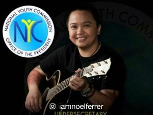 Aiza Seguerra, appointed National Youth Commission chairperson ni Pangulong Duterte