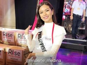 WATCH: Maxine Medina, bukas mag-Filipino at magkaroon ng translator sa Miss Universe competition