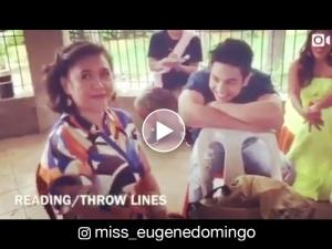 WATCH: Ang first day of taping ng 'Dear Uge' ngayong 2017