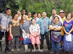 EXCLUSIVE: Why John Feir salutes script reading on the set of 'Pepito Manalato'