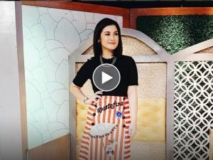 WATCH: Camille Prats, bakit iniiwasan ang mga kissing scenes?