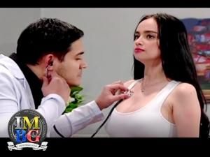 'Galawang Hokage' video ni Paolo Contis kay Kim Domingo umabot na sa 2M views