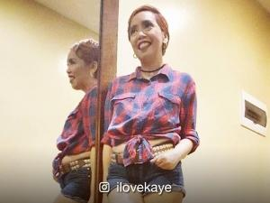 Kakai Bautista is in search of a leading man for her launching movie