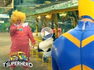 WATCH: Nonoy at Sgt. Cruz mag-wagi kaya laban sa Evil Clown?