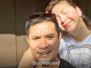 Paano sinabihan ni Ogie Alcasid si Regine Velasquez ng