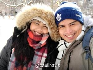 LOOK: Paulina Sotto and Jed Llanes watch twelve Broadway musicals during NYC honeymoon