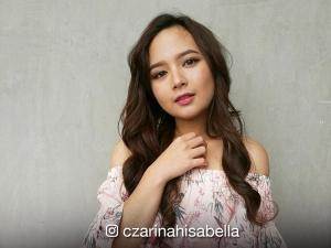 Inah de Belen hits the gym to prepare for her next role