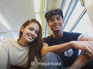 WATCH: Mikael Daez and Megan Young explore Southport, UK