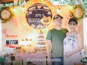 Chito Miranda and Neri Naig reveal their baby's gender