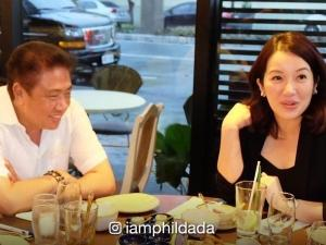 MUST-SEE: T.A.P.E. big boss Mr. Tony Tuviera spotted hanging out with Kris Aquino