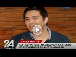 WATCH: Alfred Vargas may mga isinakripisyo sa kanyang pagbabalik 'Encantadia'