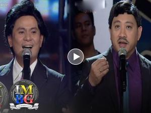 WATCH: Ogie Alcasid sets foot once again on the 'Bubble Gang' stage