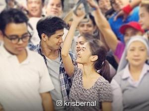 Kris Bernal and Aljur Abrenica's indie film 'EDSA' wins big in World Premieres Film Festival