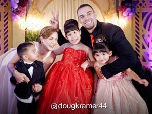 Why did Doug Kramer cry during his daughter Kendra's 7th birthday?