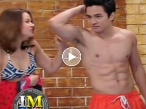 WATCH: 5 topless videos of Jak Roberto in 'Bubble Gang' you don't want to miss