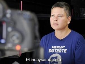 Inday Sara Duterte, nag-react sa kontrobersyal na camera angles sa unang SONA ni Pres. Duterte