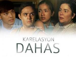 'Dahas,' susunod sa 'Karelasyon'