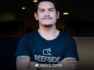 LOOK: Did Baste Duterte hint a break up with girlfriend Kate Necesario?
