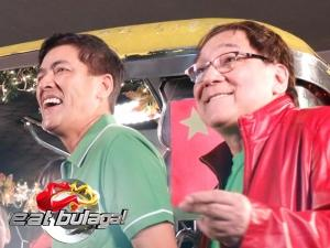 #ThrowbackThursday: Vic Sotto at Joey de Leon, unang nagbihis-babae kina Lola Nidora at Lola Tinidora