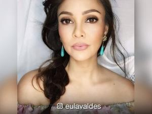 Eula Valdes, nakatanggap ng advanced birthday surprise