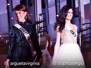 WATCH: Miss Guatemala, may