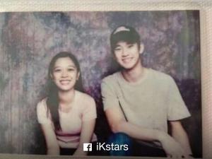 Filipina English tutor, became Korean actor Kim Soo-hyun's teacher in the Philippines?