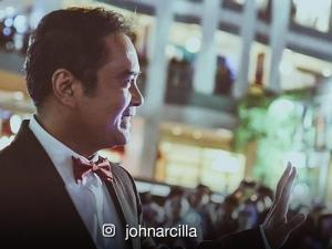 John Arcilla gets a star at the Walk of Fame