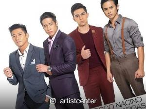 See Aljur Abrenica, Rocco Nacino, Derrick Monasterio, and Jake Vargas together in one concert