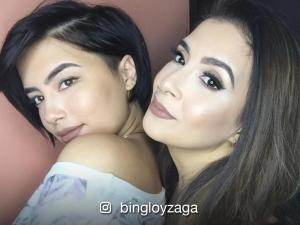 WATCH: Bing Loyzaga gets a make over from her daughter Gabs Gibbs