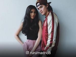 Gabbi Garcia and Ruru Madrid, featured on the February issue of entertainment magazine