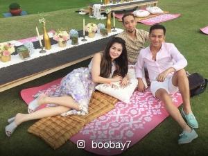 WATCH: Boobay, masiglang nag-perform sa birthday ni Sheena Halili