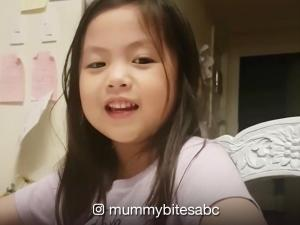 WATCH: Bettinna Carlos'daughter Gummy and her sweet Chinese accent