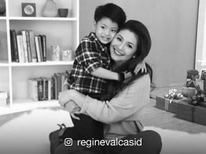 Regine Velasquez-Alcasid to son Nate: