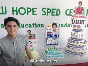 Miguel Tanfelix spends 18th birthday with special kids, admits to still be inspired by Niño