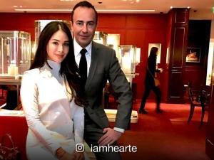 Hermes executive Michael Coste,  tinawag na