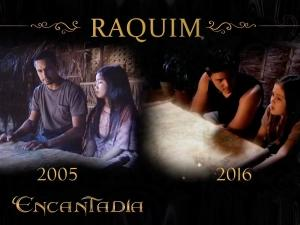 LOOK: Side by side photos of Raquim and Amihan's iconic scene in 'Encantadia'