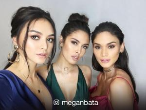 LOOK: Megan Young, Pia Wurtzbach & Kylie Verzosa to appear together in upcoming beauty queen book