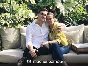 LOOK: Cherie Gil's handsome date in Tagaytay